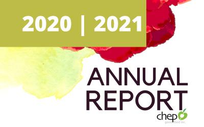 2021 Chep Annual Report