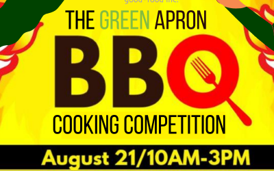 The Green Apron BBQ Cooking Competition